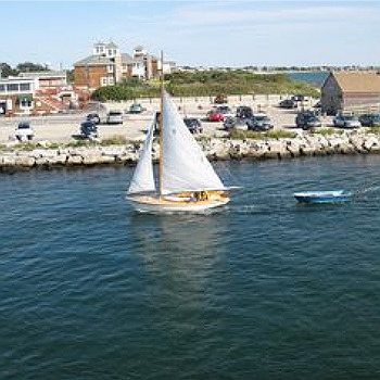 retreat sailboat