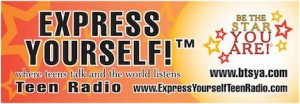 expressyousrelf teen radio